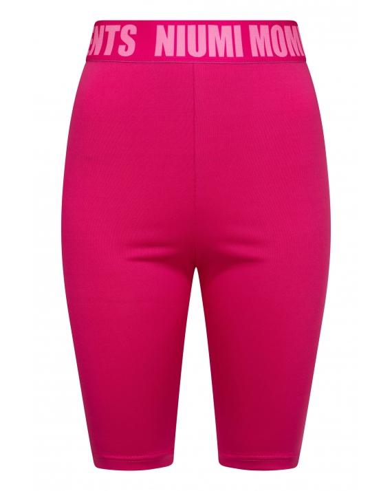 Biker Shorts Hollyhock