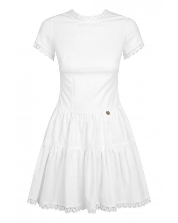 Dress Molinia White