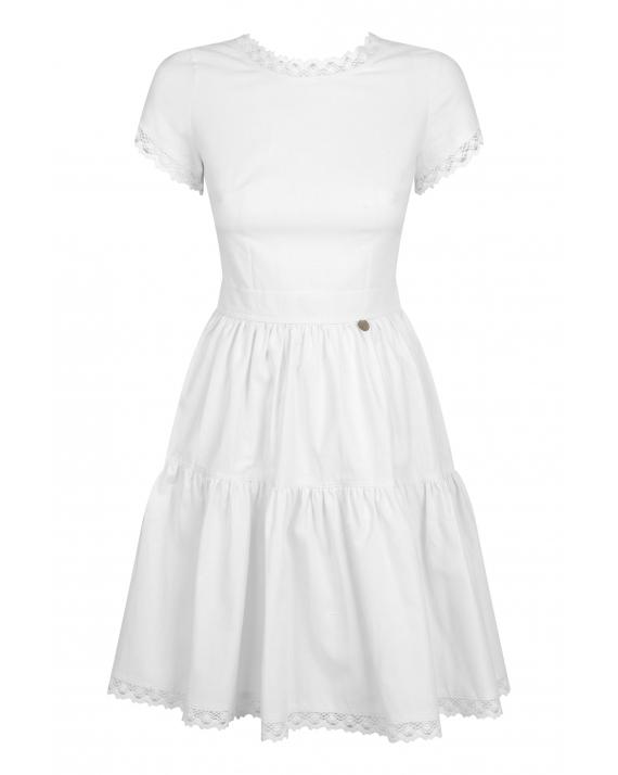 Dress Dicentra White